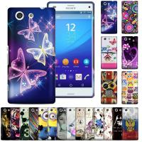 Wholesale Silicone Rubber Sony Phone Cases Xperia Z4 Compact  for Back Skin protection from china suppliers