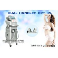 Wholesale 10Hz Single Pulse IPL Hair Removal Equipment For Skin Rejuvenation / Acne Treatment from china suppliers