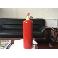 Wholesale 1kg Dry Powder Fire Extinguisher Red Portable Fire Fighting Equipment For Car from china suppliers