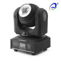 Wholesale Two Face 4*10W Wash LED Stage Light Moving Head With Master - Slave / Sound Control from china suppliers