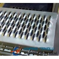 Wholesale Diamond Hole Safety Grating Safety for Walk Way With Slip-Resistant from china suppliers