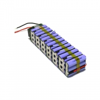Wholesale Custom 10Ah 48V Rechargeable Lithium Battery Packs For Electric Scooter from china suppliers