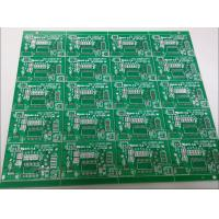 Wholesale 1.6mm FR4 RED Double Side PCB Custom Multi Layer Printed Circuit Board 2.0oz White Silkscreen Immersion Tin OEM ODM from china suppliers
