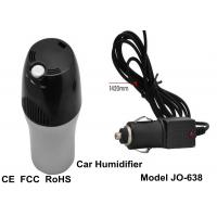 Wholesale Portable Ultrasonic Car Air Humidifier with Lonizer JO-638 for Eliminate Peculiar Smells from china suppliers