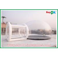 Wholesale Camping Transparent Inflatable Bubble Tent With Led Lighting from china suppliers