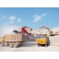 Wholesale Big Broken Ratio Mobile Crushing Plant Hammer Crusher For Gravel Industry from china suppliers