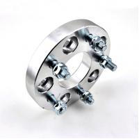 Wholesale Forged and Silver Aluminum 4X100 Wheel Spacers Adapters for Car from china suppliers