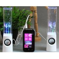 Wholesale dancing speaker USB Water Spray Mini Speakers Music Fountain USB Water Spray Speakers musi from china suppliers