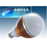 Quality Bulb Light 3W Clod white LED E27 165 Degree CW6000-6500K for sale