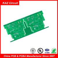 Wholesale 4 Layers Fr4 Printed Circuit Board 1oz HASL PCB  For High Frequency Power Supply from china suppliers
