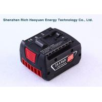 Wholesale Replacement Li-ion Bosch Cordless Drill Battery 14.4V 4000mAh OEM / ODM Service from china suppliers
