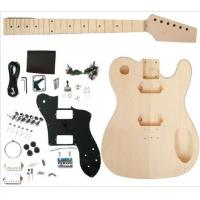 Wholesale 39 inch Telecaster DIY Electric Guitar Kits Custom Unfinished Guitar Kit AG-TL1 from china suppliers