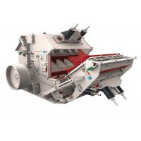 Wholesale Horizontal Secondary Hard Stone Impact Crusher 1250mm Rotor With folding top from china suppliers