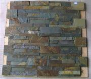 Buy cheap Rust Color Culture Stone Panels from wholesalers