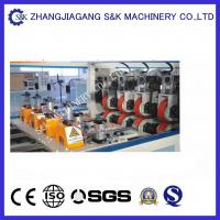 Wholesale Rigid PVC Plastic Extruder Machine Twin Screw Extrusion 1Rpm - 34.5Rpm from china suppliers