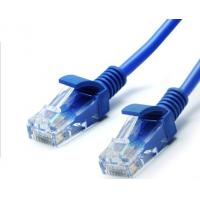 Quality Ethernet Network 1000ft  Cat5e UTP Cable 0.5mm Copper PVC 4 Pair Solid for sale