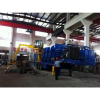 Wholesale PLC Control Portable Compressing Scrap Metal Baler With Manual Operating System from china suppliers