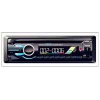 Wholesale One-Din universal Car DVD Player with Detachable panel with USB/FM/Clock/SD/Movie from china suppliers