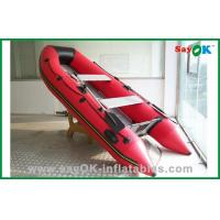 Wholesale Fiberglass Red PVC Inflatable Boats Funny Lightweight Inflatable Boat from china suppliers