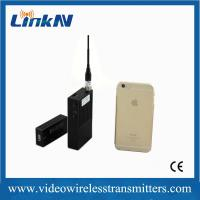 Wholesale Peofessional COFDM 1080P Wireless Transmitter handheld outdoor from china suppliers