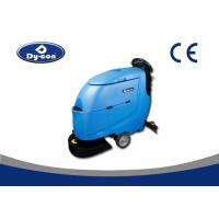 Wholesale 12V X 2100 Battery Powered Floor Scrubber Dryer Machine , Floor Washing Machine from china suppliers