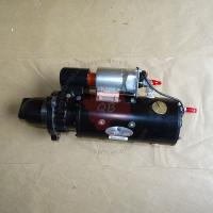 Wholesale Genuine Cummins K19 K38 QSK Diesel Engine Parts 24V Starting Motor 207393 3004699 starter 207393 3004699 from china suppliers