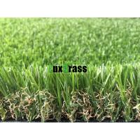 Wholesale New Type C Shape Synthetic Turf Artificial Grass Fake Lawn PUBacked With Drainage Holes from china suppliers