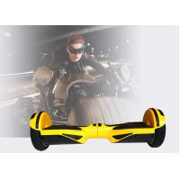 Wholesale 6.5 Inch 2 Wheel Self Balancing Scooter 12km / H Electric Skateboard 500w from china suppliers