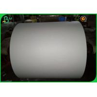 Wholesale 95 % - 98 %  Brightness Jumbo Roll Paper Colour Made From Recycled Wood Paper from china suppliers