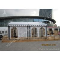Wholesale UV Resistant Small Size PVC Fabric Tent Structure for Movable Hotel from china suppliers