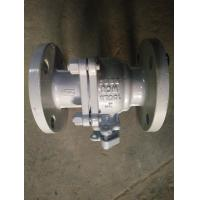 Wholesale API 6D 2 inch 150LB Carbon Steel  Flanged Ball Valve in Water, Oil, Gas from china suppliers