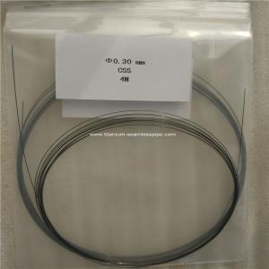 Wholesale nitinol wire ,titanium shape Memory alloy wire ,nitinol memory wire dia 0.3mm from china suppliers