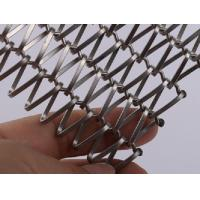 Buy cheap Wire mesh belt from wholesalers