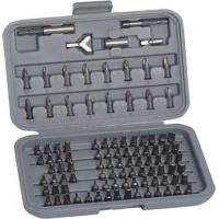 Wholesale High Precision 100 Pieces Carbon Steel Screwdriver Bit Set with BMC Packing from china suppliers