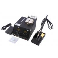 Wholesale 150W Digital Soldering Iron Station Micro Computer Control With Self Feeder AM-3600 from china suppliers