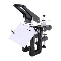 Wholesale Twin Head Pad Electric Saddle Stapler , Heavy Duty Long Arm Stapler from china suppliers