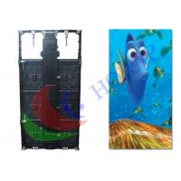 Wholesale Pitch 5.95mm Indoor Rental LED Display For Stage Backdrop / led video wall hire from china suppliers