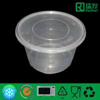 Quality Plastic Fast Food Container (1500ml) for sale