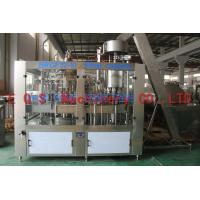 Wholesale Juice / Tea Monoblock Hot Filling Machine from china suppliers