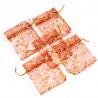 Buy cheap Custom Printed Organza Bag Wholesale & Organza Gift bag & Customized Organza Bag With Logo Ribbon from wholesalers