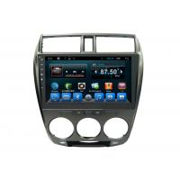 Wholesale Double Din Honda Navigation System , Multimedia Car Stereo 3G Wifi City 2008-2013 from china suppliers