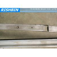 Buy cheap Gypsum Drywall System C Channel Roll Forming Machine with Post Cutting from wholesalers