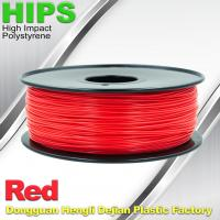 Wholesale Soluble in lemon juice HIPS 3d Printer Filament  HIPS filament from china suppliers