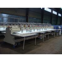Wholesale Sweat Suits / Robes Embroidery Sewing Machine Computerized With 10 Inch Monitor from china suppliers