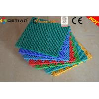 Wholesale Removable Badminton Court Flooring / International Outdoor Sports Flooring from china suppliers