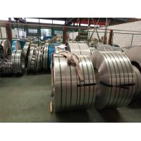 Wholesale Hot Rolled 304 / 1.4301 Stainless Steel Metal Strips 3MM Thickness NO.1 Finishing from china suppliers