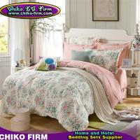 Quality CKMM021-CKMM025 Pure Cotton Pigment Printed Soft Twin Full Queen King Size Bedding Sets for sale
