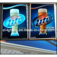 Wholesale EL Advertisement with Aluminimum Frames from china suppliers