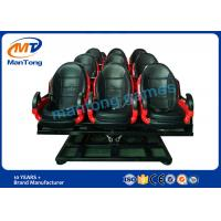 Wholesale Entertainment 7D Cinema Simulator Electric System With 3D Glasses and 122 Movies from china suppliers