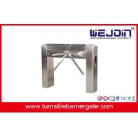 Quality Tripod Turnstile security systems With Ticket Inspection for Natural Area for sale